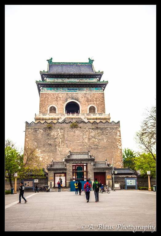Beijing's Drum & Bell Towers-2