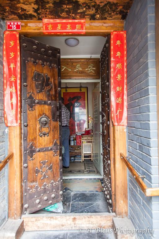 Beijing's Hutongs-2