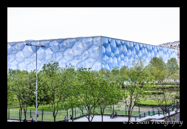 Olympic Park, The Water Cube, Beijing MG_2603