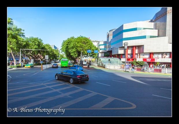 Bustling Town, Xian-3