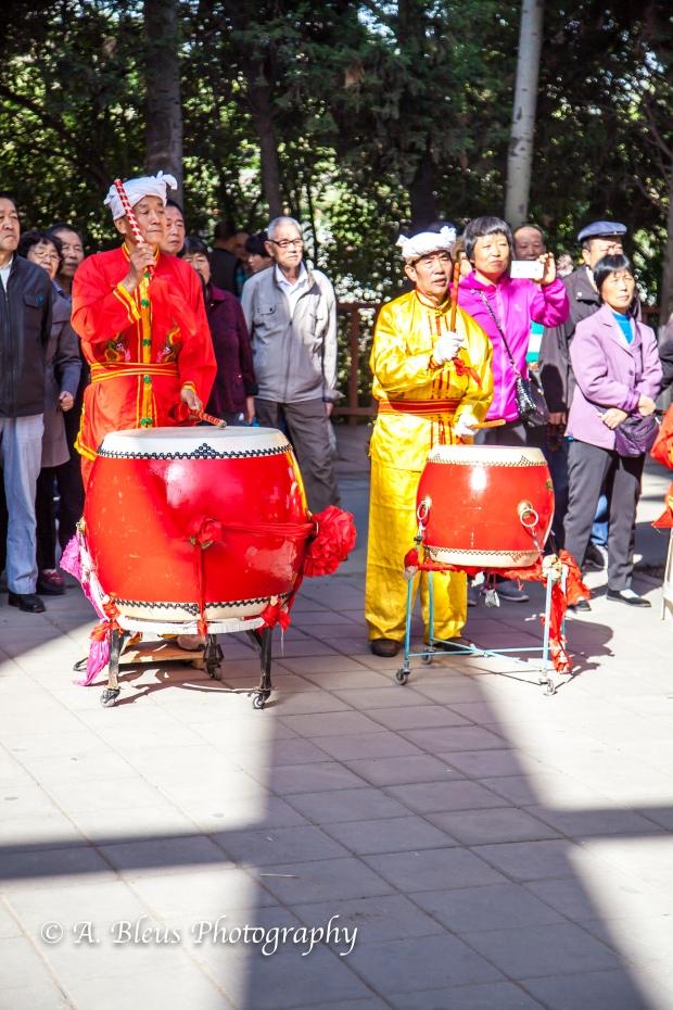 Chinese Musicians at Xingqing Park, Xian MG_2832-2