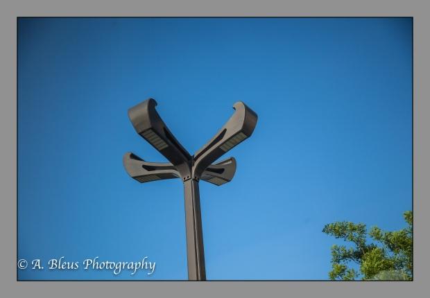 Street Light, Xian