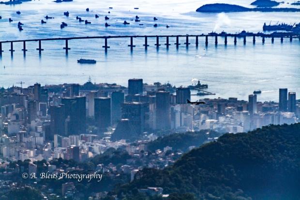 Bridge to Niteroi in Rio de Janeiro MG_8558