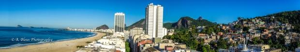 Copacabana Beach Rio & Favela DSC04237