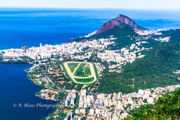 Gávea Hippodrome in Rio de Janeiro