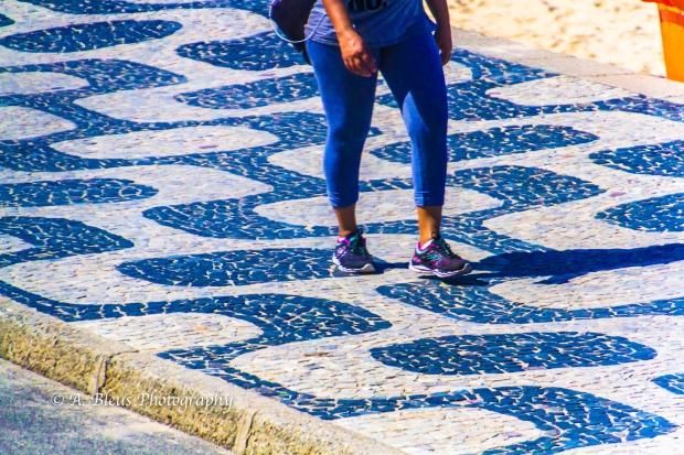 Ipanema Beach Promenade Pavement, Rio MG_8847-2