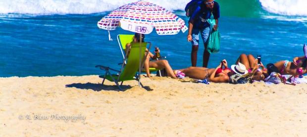 Ipanema Beach Sunbathers, Rio MG_8852