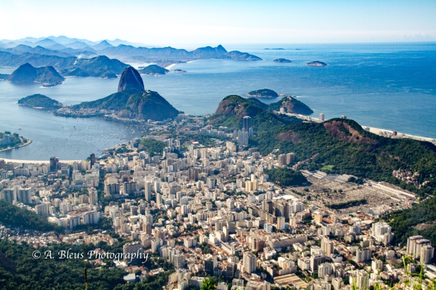Sugarloaf Mountain view from the Corcovado Mountain, Rio MG_8614-2