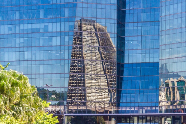 A Reflection of Rio de Janeiro Cathedral MG_9185-2