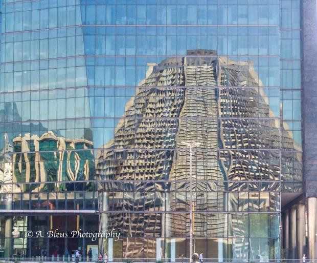 A Reflection of Rio de Janeiro Cathedral MG_9185