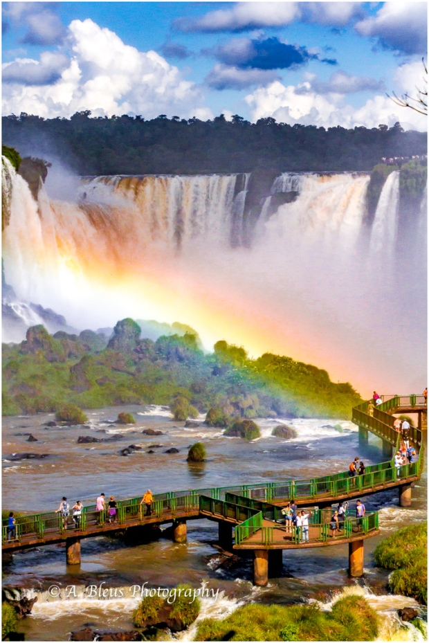 Devil's Throat - Rainbow at Iguazu Falls Brazilian side, MG_9486