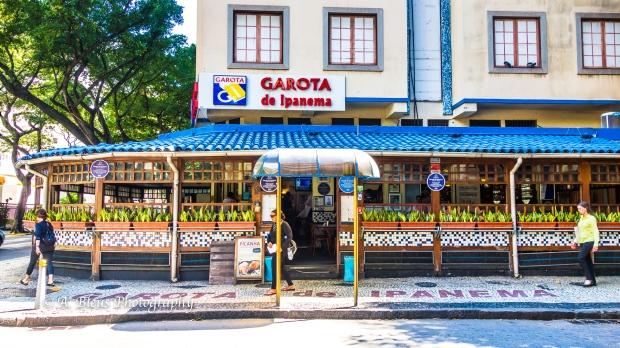 Garota de Ipanema Restaurant, Rio - DSC04249