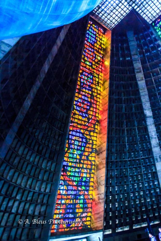 The Inside - Rio de Janeiro Cathedral MG_9186-2