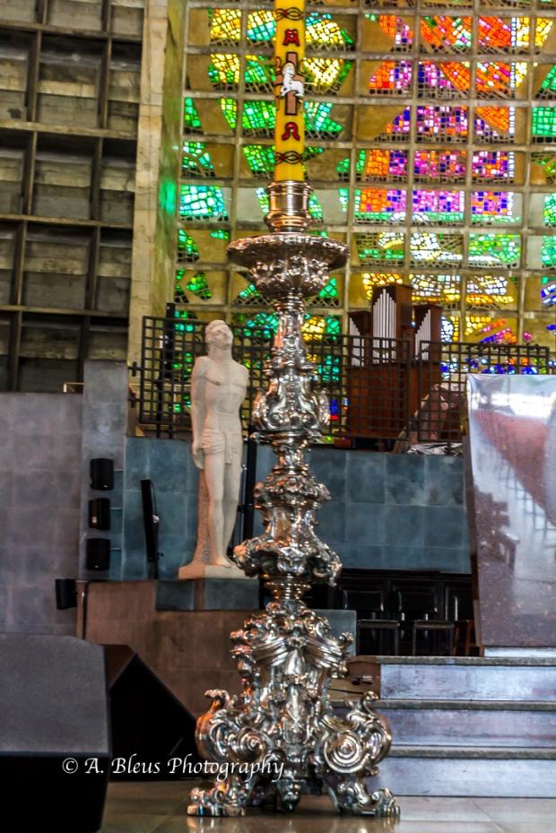 The Inside - Rio de Janeiro Cathedral MG_9186-4