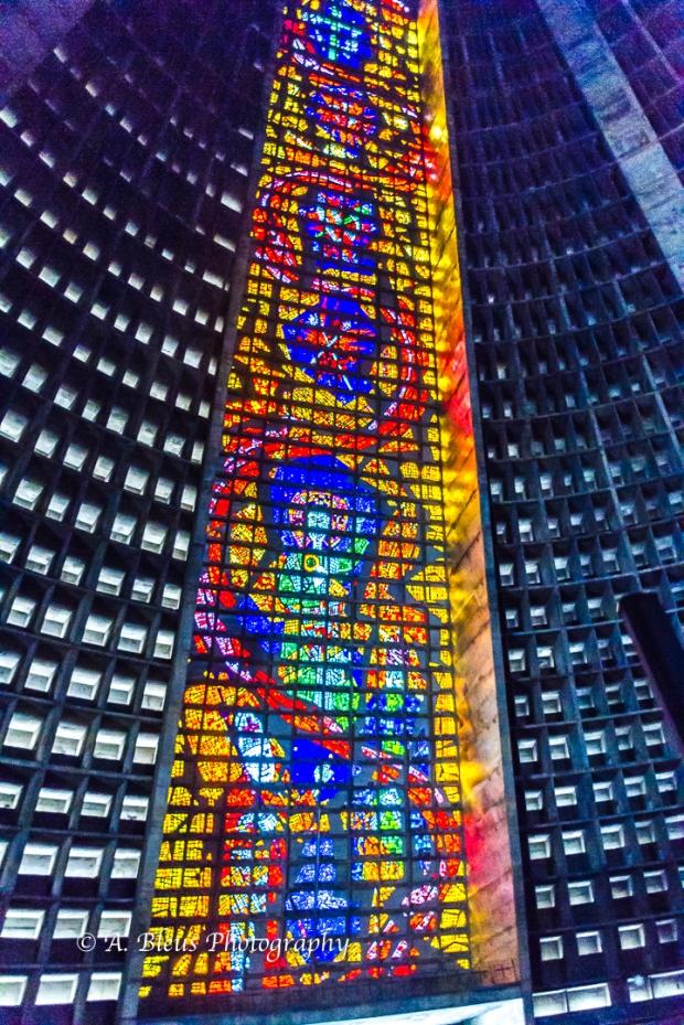 The Inside - Rio de Janeiro Cathedral MG_9186-5