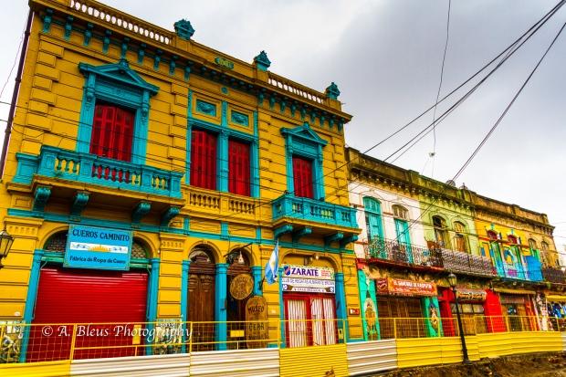 Balcony Houses of La Boca , Buenos Aires MG_0028-1