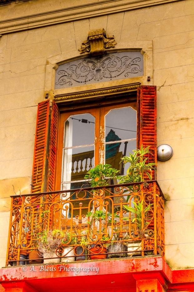 Balcony Houses of La Boca , Buenos Aires MG_0028-2