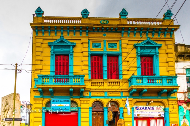 Balcony Houses of La Boca , Buenos Aires MG_0028-3