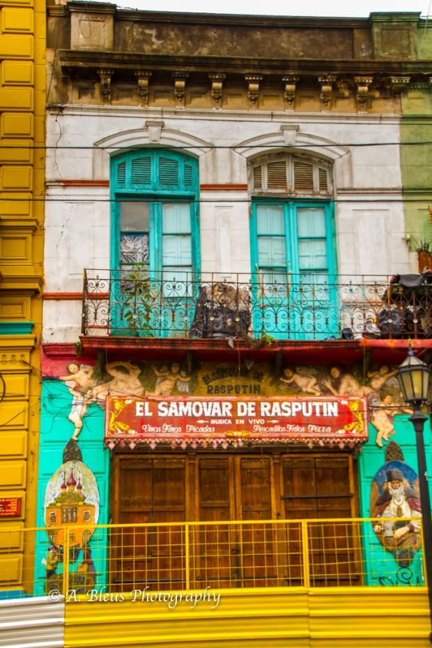 Balcony Houses of La Boca , Buenos Aires MG_0028-4