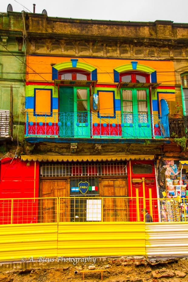 Balcony Houses of La Boca , Buenos Aires MG_0028-6