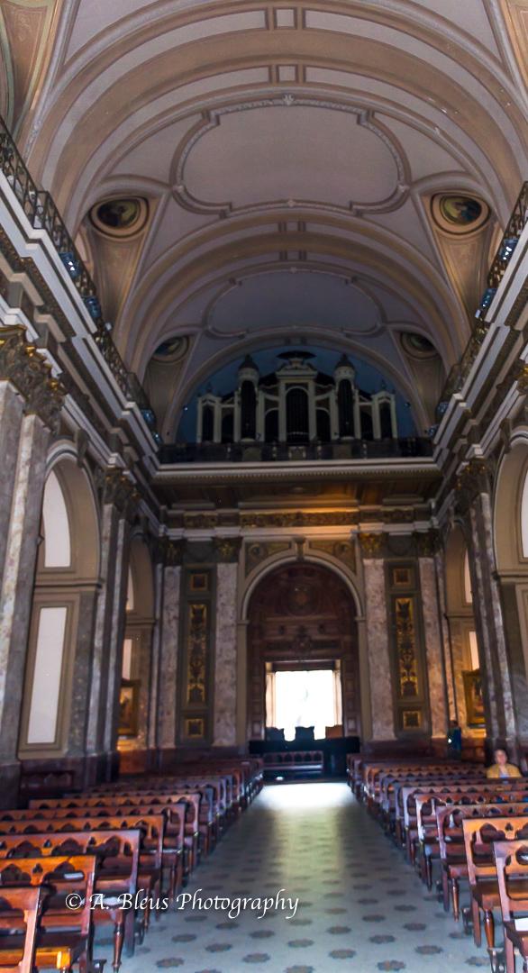 Buenos Aires Metropolitan Cathedral Interior, Argentina MG_9955-2