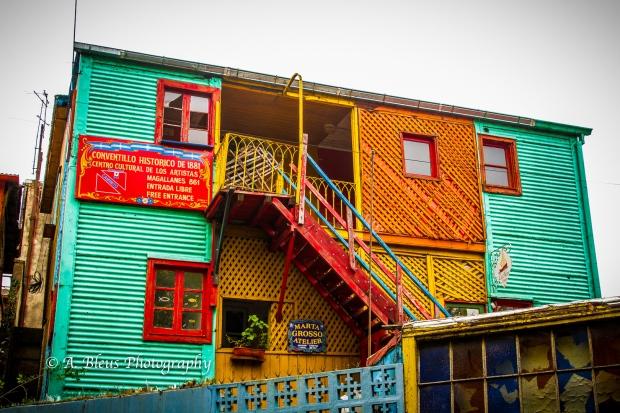 Housing of La Boca , Buenos Aires MG_0085-2