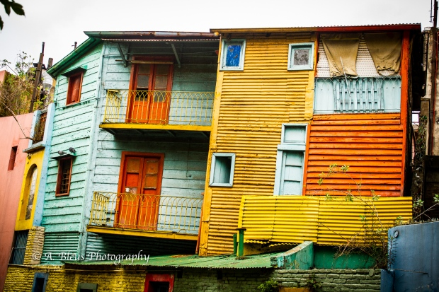 Housing of La Boca , Buenos Aires MG_0085-3