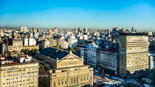 View of 9 de Julio Avenue Buenos Aires, Argentina DSC_04368-2