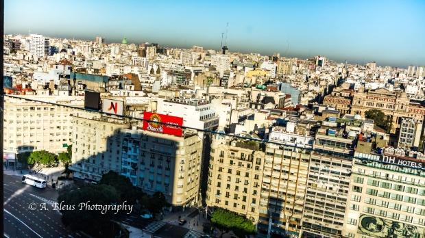 View of 9 de Julio Avenue Buenos Aires, Argentina DSC_04368-4