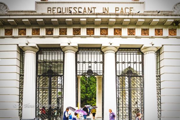 La Recoleta Cemetery, Buenos Aires-1