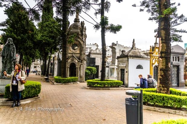 La Recoleta Cemetery, Buenos Aires-3