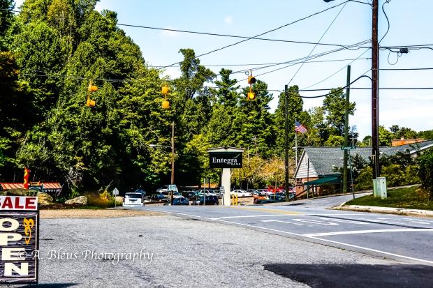 Downtown Saluda, North Carolina-93E0758-6