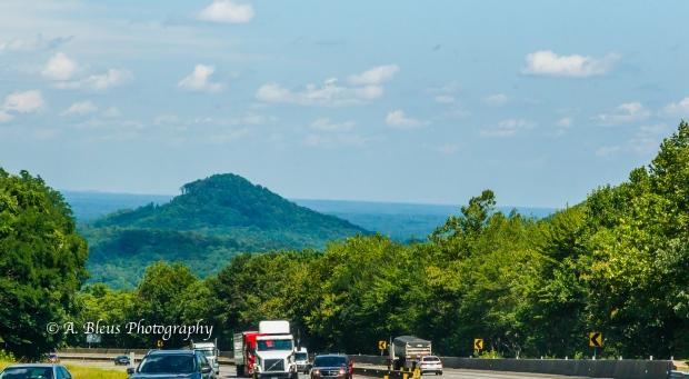 Driving the South Carolina Highway-2
