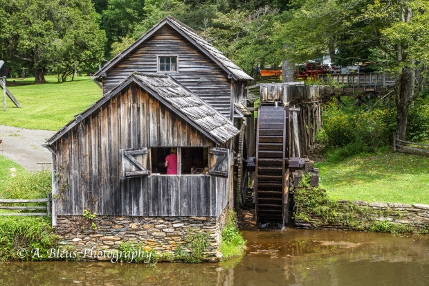Mabry Mill, Virginia-93E1011
