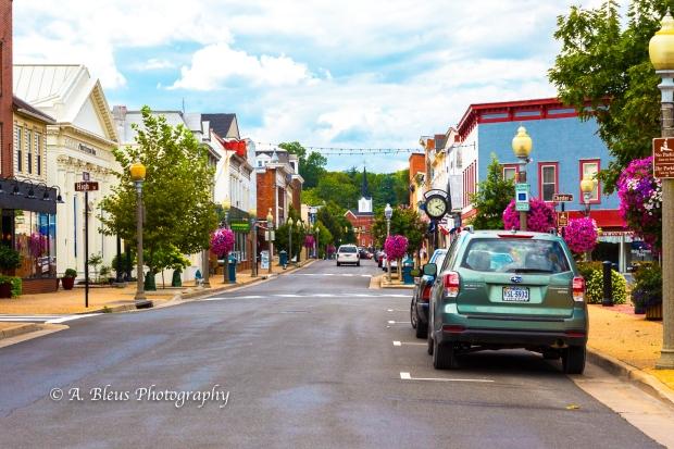 Main Street, Front Royal, Va 93E1192