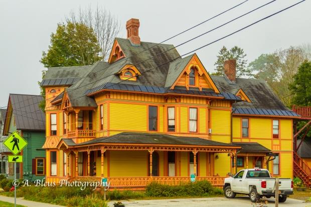 Downtown Montpelier, Vermont -93E1856-1