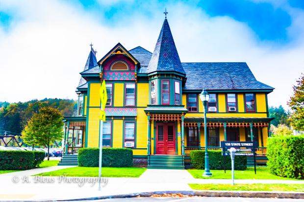 Downtown Montpelier, Vermont -93E1856-10