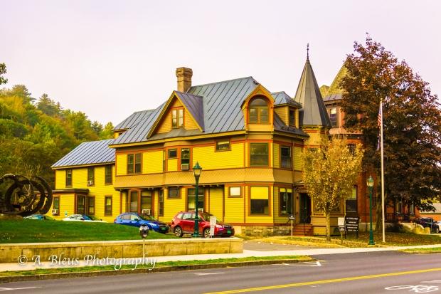 Downtown Montpelier, Vermont -93E1856-9