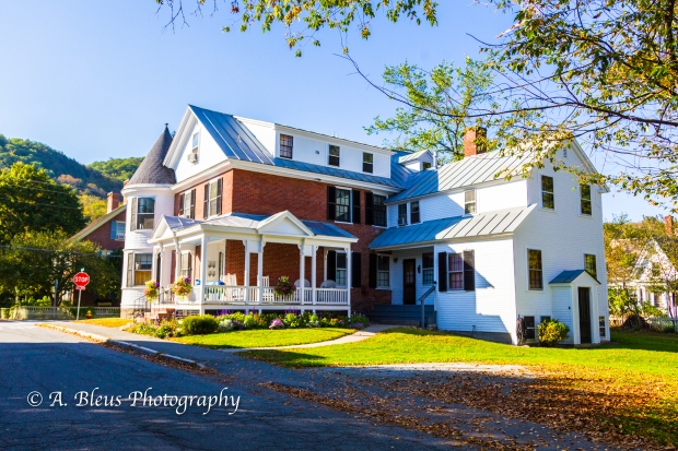 Homes in Woodstock Vermont -93E1614