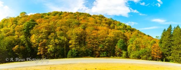Kaleidoscope of Colors, Granville, Vermont-93E1810