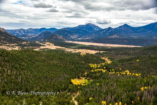 Landcape - Rocky Mountains Nat. Park, Colorado -93E1958