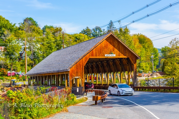 Quechee Covered Bridge, Vermont-93E1757