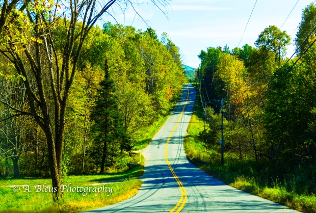 Vermont Country Road-93E1836