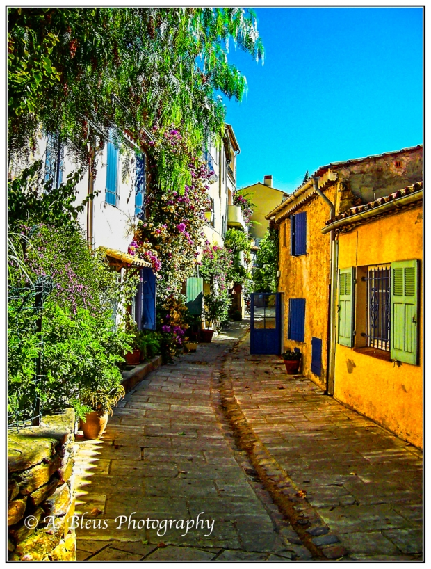 South of France Village_0070