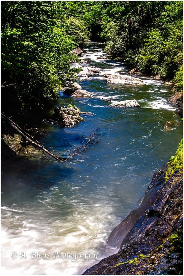 Great Smoky Mountains Cullasaja River_93E9940