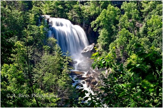 Great Smoky Mountains Whitewater Falls_93E9963-1