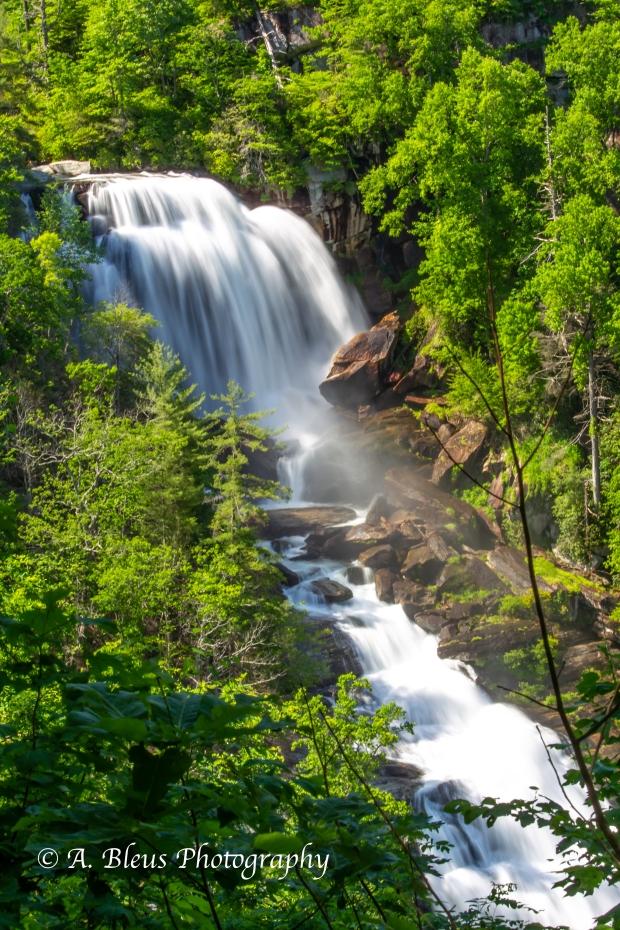 Great Smoky Mountains Whitewater Falls_93E9963-3