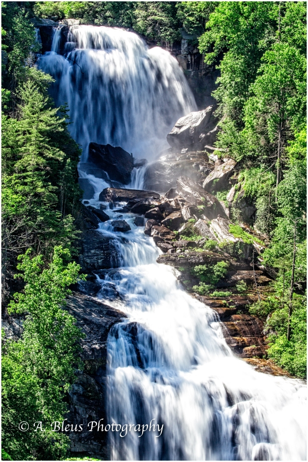 Great Smoky Mountains Whitewater Falls_93E9963-4