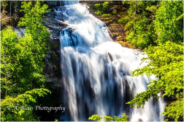 Great Smoky Mountains Whitewater Falls_93E9963-7