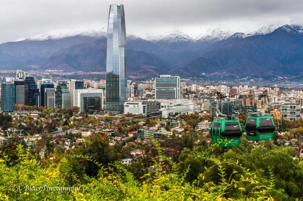 Pano of Santiage, Chile, MG_0647